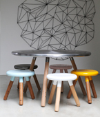 spun table