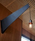 wall arm light