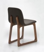 tiller timber chair