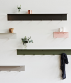 wall hook shelf