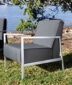 diamantina lounge chair