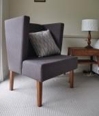 blue dog series armchair