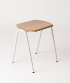 hurdle low stool