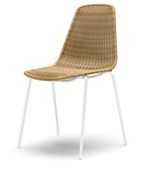 basket outdoor chair