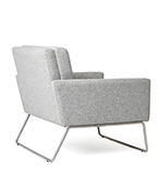 zephyr lounge chair