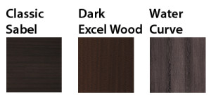 Ginger laminate options