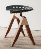 harvester stool