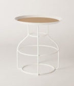 bradley hooper sidetable metal
