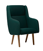 anyway highback armchair