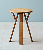 senna stool/side table