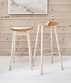dowel stool