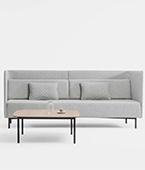 navigate lowback sofa
