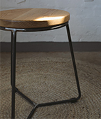 signature low Stool