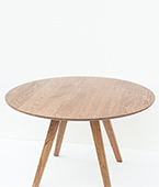 Macaranga Teak Stain Table