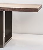Mallet Table Steel