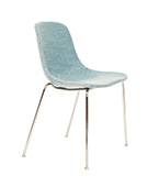 Scoop Chair Upholstered