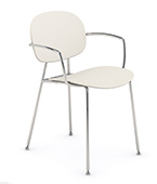 Tondina Outdoor Chair with Arms