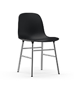 Form Chair Chrome