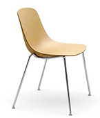 Scoop Chair Poly 4-Legs