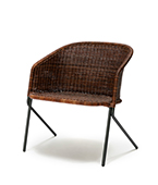 Kakī Lounge Chair