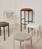 fomu upholstered stools