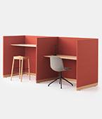 remote desk single + extension