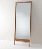 FABLE Oak Floor Mirror