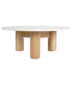ROMANN MARBLE COFFEE TABLE