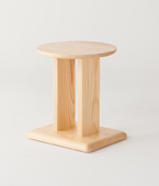 Parallel Low Stool