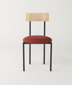 Volta Chair Upholstered