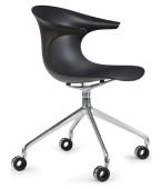 Loop 4 Star Castor Chair