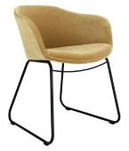 Tubby Sled Chair