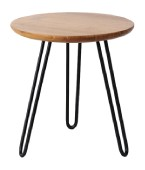 WILLY SIDE TABLE ROUND