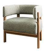 Flo Armchair